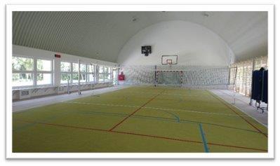 UROCZYSTE OTWARCIE sali gimnastycznej w Nowej Wsi.